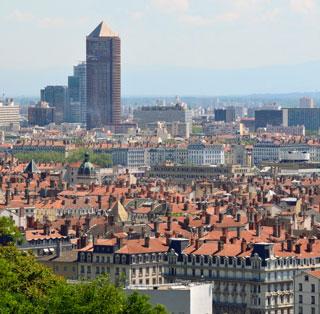 Quartier Part-Dieu Lyon