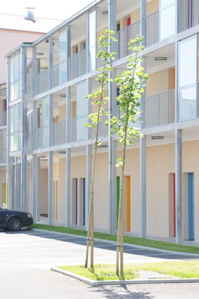 Résidence Central Fac à Bourg-en-bresse