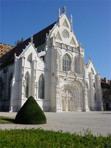 Cathédrale Bourg en Bresse