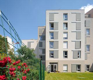 Résidence Parc Harmonie à Lyon