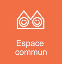 espace commun