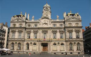 Hotel de ville de Lyon